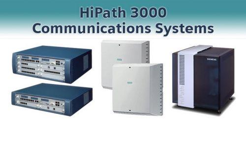 Siemens Hipath 3000