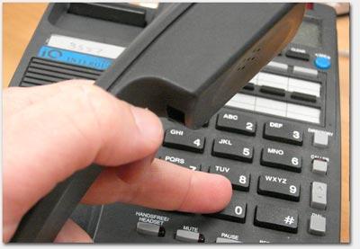 Telefonközpont programozás