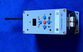 GSM egyedi hűtőriasztó
