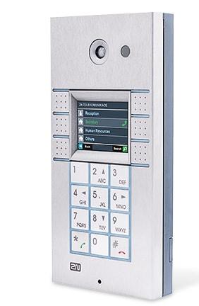 IP alközponti kaputelefonok